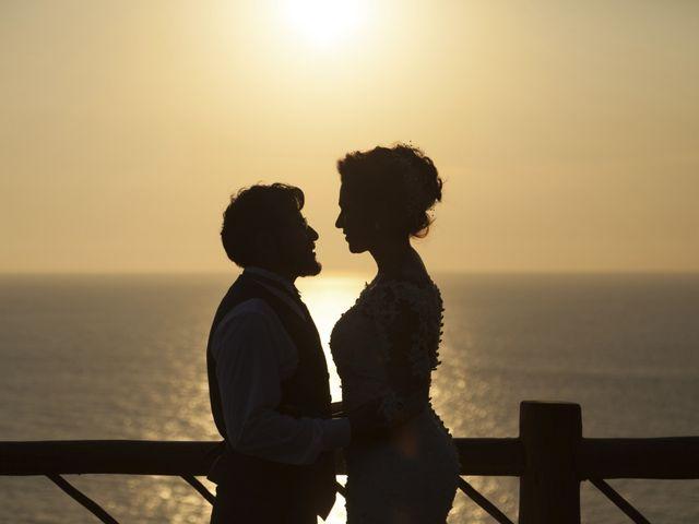 O casamento de Andrea e Osvaldo