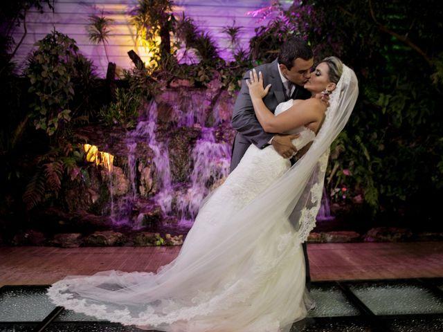 O casamento de Aline e André