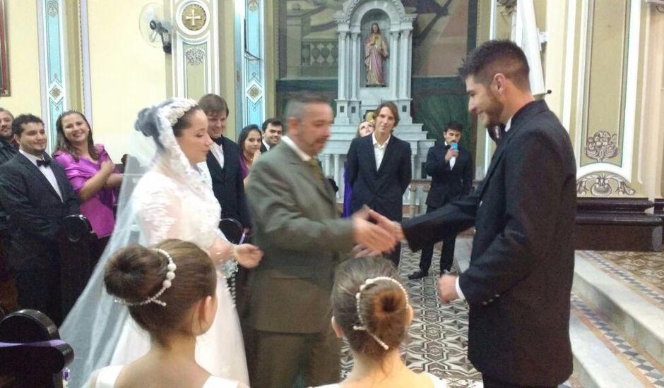 O casamento de Sthephany e Rodrigo em Curitiba, Paraná