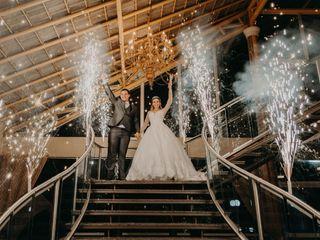 O casamento de Danielly e Brendel