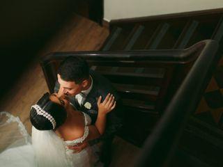 O casamento de Thayse e Luan 1