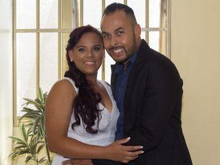 O casamento de Vanessa e Carlos Henrique