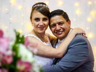 O casamento de Keli e Uonder
