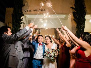 O casamento de Karen e Fernando