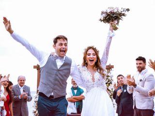 O casamento de Amanda e Rodrigo