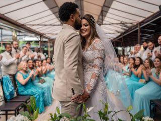 O casamento de Matheus e Isabella