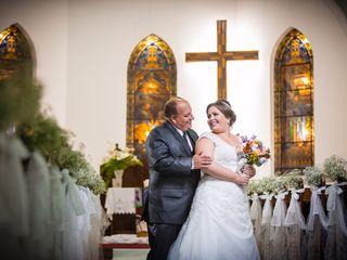 O casamento de Bruna e Janes