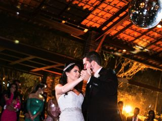 O casamento de Renata e Rodrigo