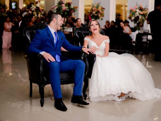 O casamento de Milena e Gabriel