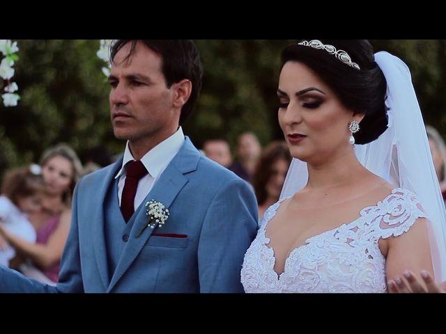 O casamento de Beatriz e Márcio