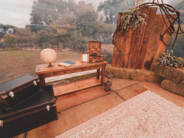 O casamento de Marcus e Amanda em Gramado, Rio Grande do Sul 8