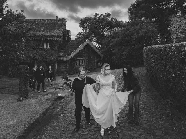 O casamento de Marcus e Amanda em Gramado, Rio Grande do Sul 27