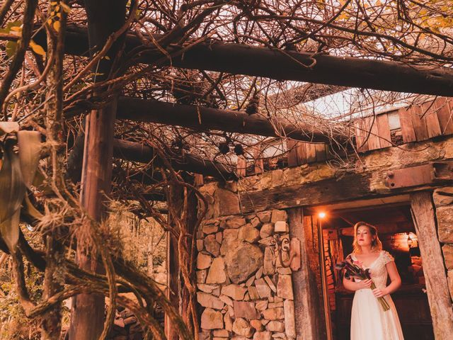 O casamento de Marcus e Amanda em Gramado, Rio Grande do Sul 29