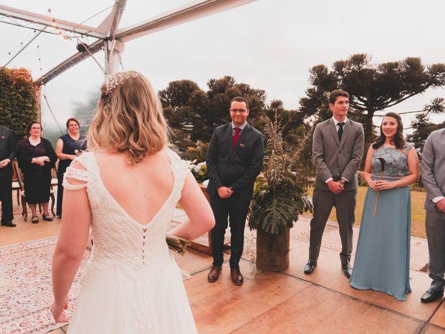O casamento de Marcus e Amanda em Gramado, Rio Grande do Sul 34