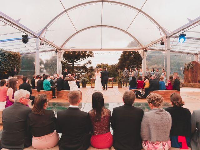 O casamento de Marcus e Amanda em Gramado, Rio Grande do Sul 35