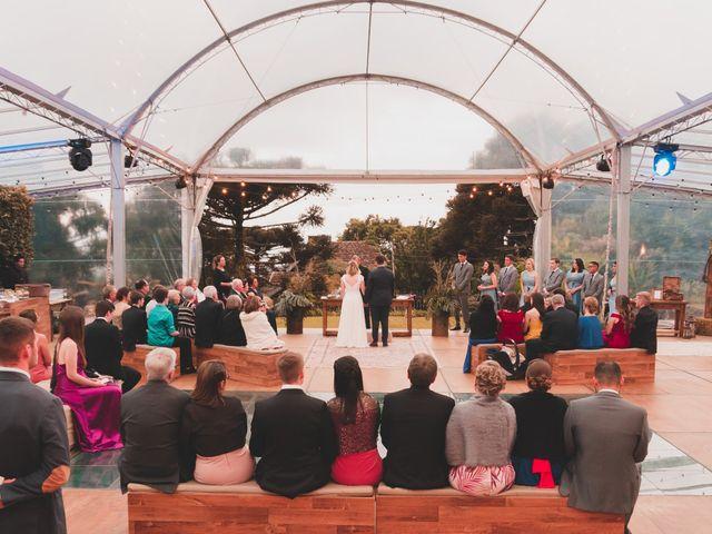 O casamento de Marcus e Amanda em Gramado, Rio Grande do Sul 36