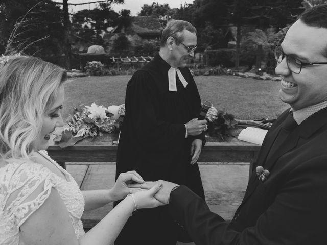 O casamento de Marcus e Amanda em Gramado, Rio Grande do Sul 41