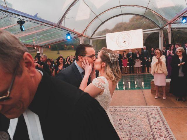O casamento de Marcus e Amanda em Gramado, Rio Grande do Sul 42