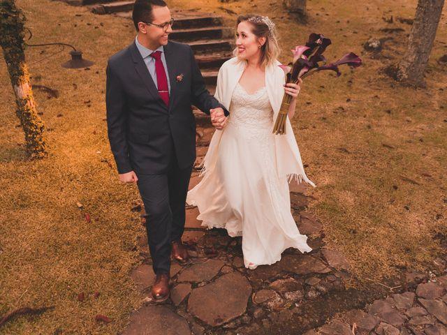 O casamento de Marcus e Amanda em Gramado, Rio Grande do Sul 1