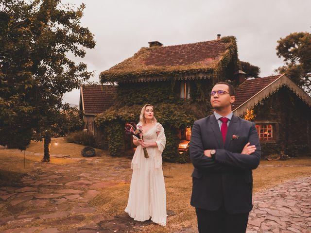 O casamento de Marcus e Amanda em Gramado, Rio Grande do Sul 2