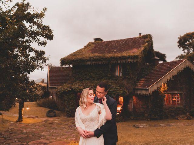 O casamento de Marcus e Amanda em Gramado, Rio Grande do Sul 50