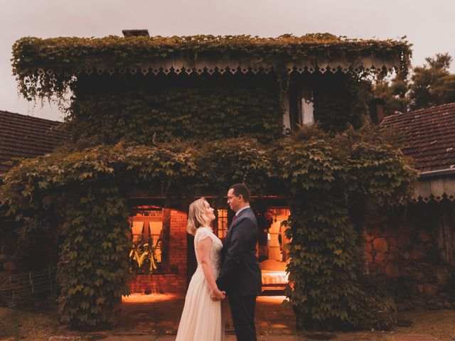 O casamento de Marcus e Amanda em Gramado, Rio Grande do Sul 52