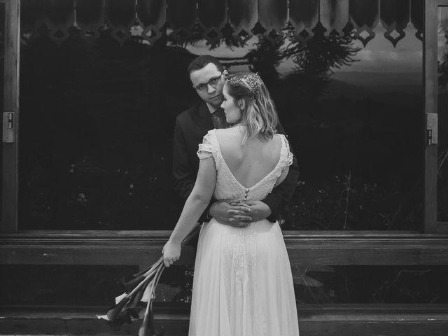 O casamento de Marcus e Amanda em Gramado, Rio Grande do Sul 56