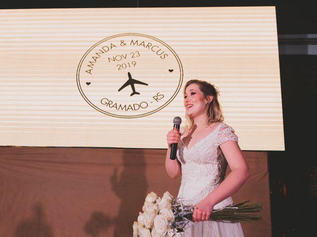 O casamento de Marcus e Amanda em Gramado, Rio Grande do Sul 89