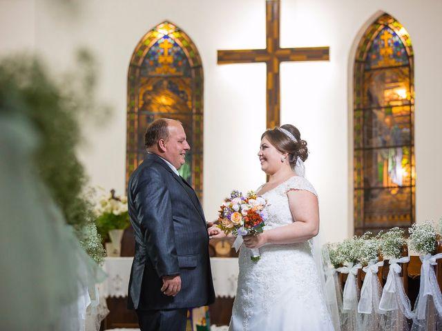 O casamento de Janes e Bruna em Agrolândia, Santa Catarina 1