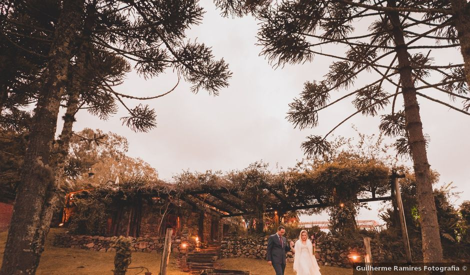 O casamento de Marcus e Amanda em Gramado, Rio Grande do Sul