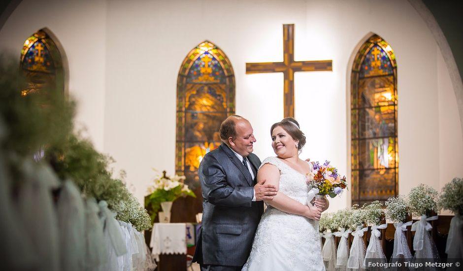 O casamento de Janes e Bruna em Agrolândia, Santa Catarina