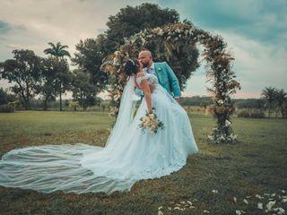 O casamento de Juliana e Jonas