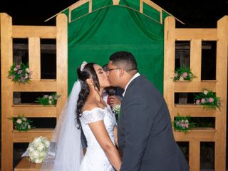 O casamento de Evandro Williamy  e Ozenir Felizardo