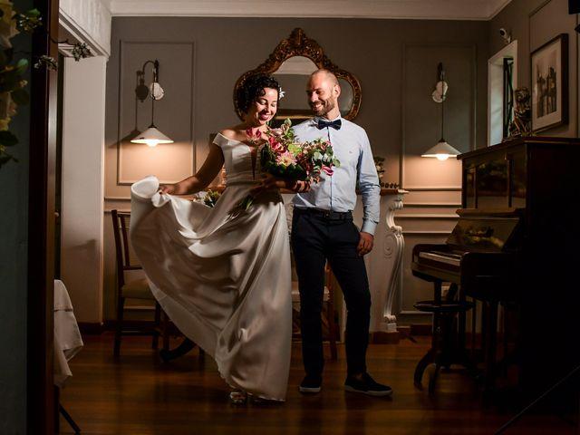 O casamento de Adriana e Giovanni