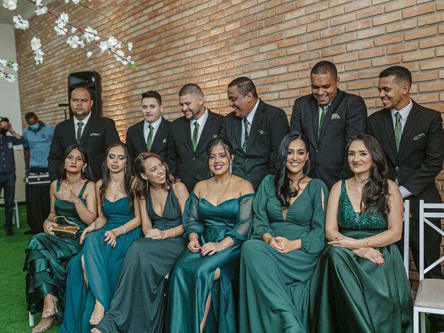 O casamento de Hilquias e Quezia em Osasco, São Paulo 11