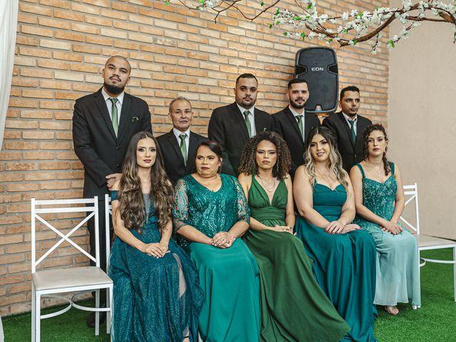 O casamento de Hilquias e Quezia em Osasco, São Paulo 12