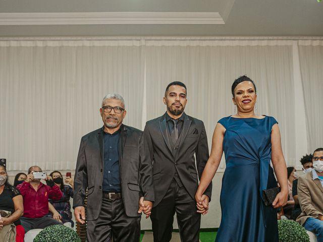 O casamento de Hilquias e Quezia em Osasco, São Paulo 14
