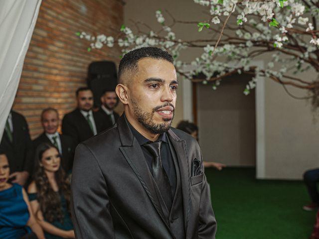 O casamento de Hilquias e Quezia em Osasco, São Paulo 17