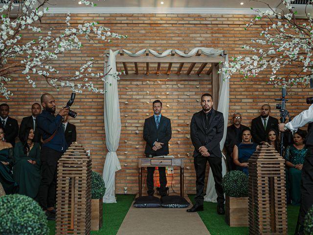 O casamento de Hilquias e Quezia em Osasco, São Paulo 18