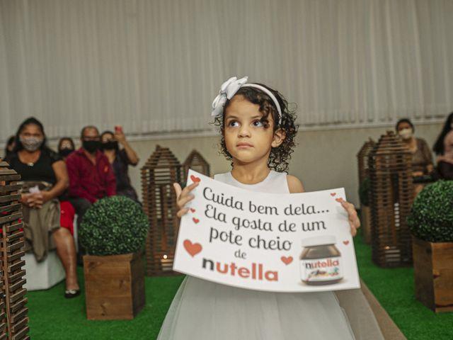 O casamento de Hilquias e Quezia em Osasco, São Paulo 19