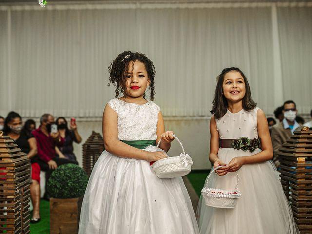 O casamento de Hilquias e Quezia em Osasco, São Paulo 21