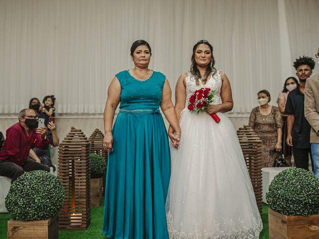 O casamento de Hilquias e Quezia em Osasco, São Paulo 22