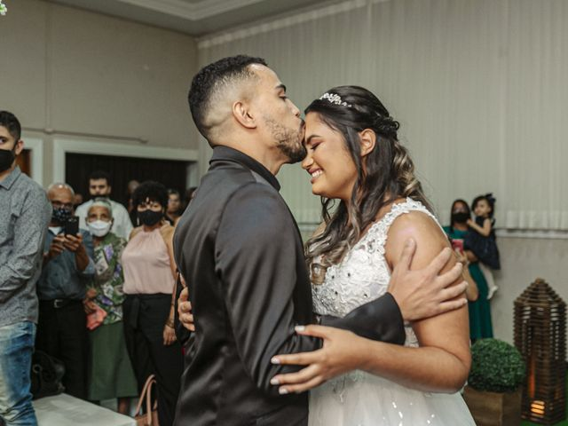 O casamento de Hilquias e Quezia em Osasco, São Paulo 23