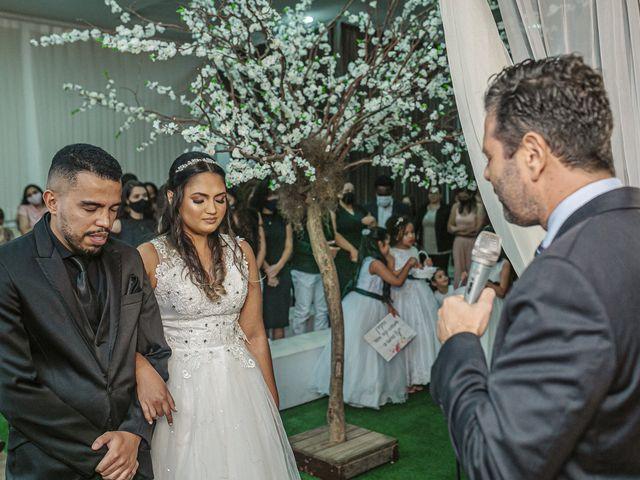 O casamento de Hilquias e Quezia em Osasco, São Paulo 24