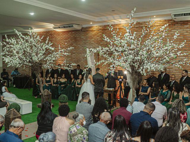 O casamento de Hilquias e Quezia em Osasco, São Paulo 26