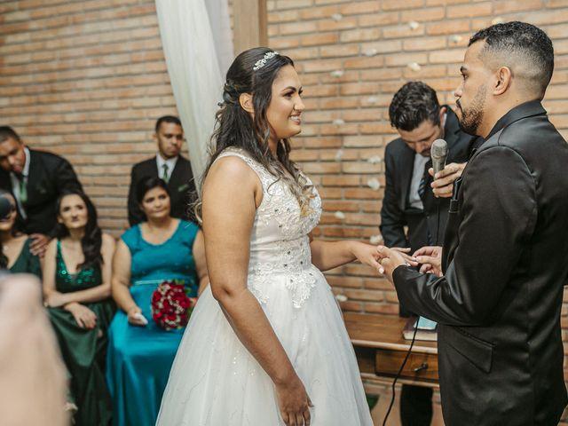 O casamento de Hilquias e Quezia em Osasco, São Paulo 29
