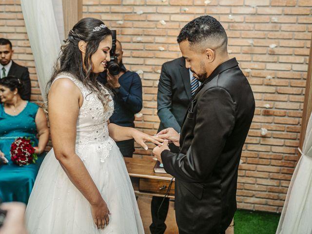 O casamento de Hilquias e Quezia em Osasco, São Paulo 30