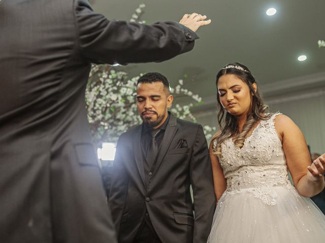 O casamento de Hilquias e Quezia em Osasco, São Paulo 33