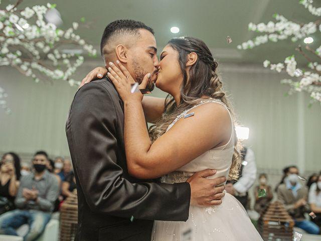 O casamento de Hilquias e Quezia em Osasco, São Paulo 34
