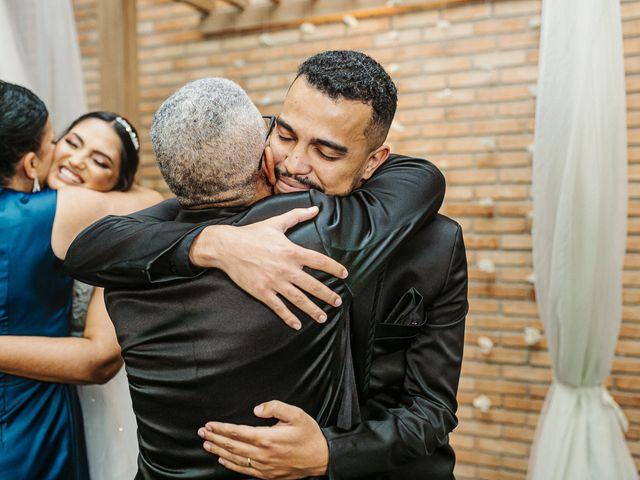 O casamento de Hilquias e Quezia em Osasco, São Paulo 35